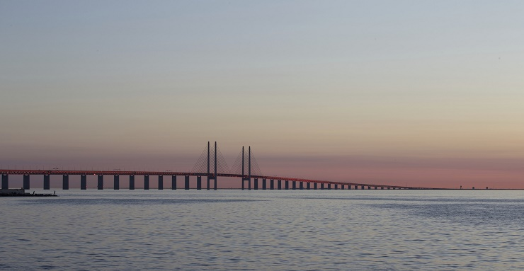 Oresund Bridge - Sweden